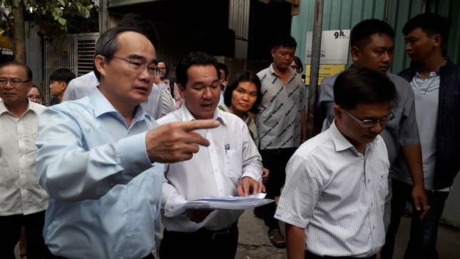 Bí thư TPHCM chỉ đạo 'xử' nhà xây không phép của Phó Chủ tịch HĐND quận Thủ Đức ảnh 3
