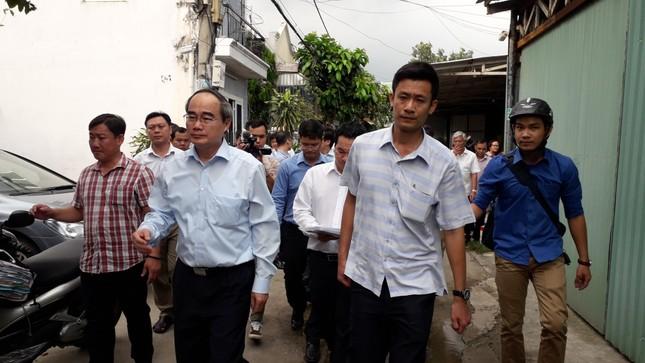 Bí thư TPHCM chỉ đạo 'xử' nhà xây không phép của Phó Chủ tịch HĐND quận Thủ Đức ảnh 1