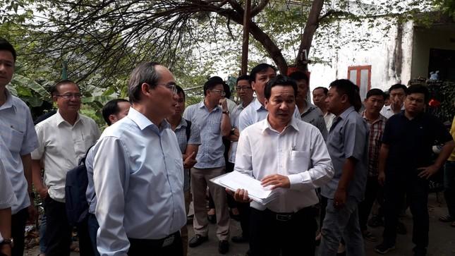 Bí thư TPHCM: Anh Thành xem có còn xứng đáng làm Phó chủ tịch HĐND quận? ảnh 2