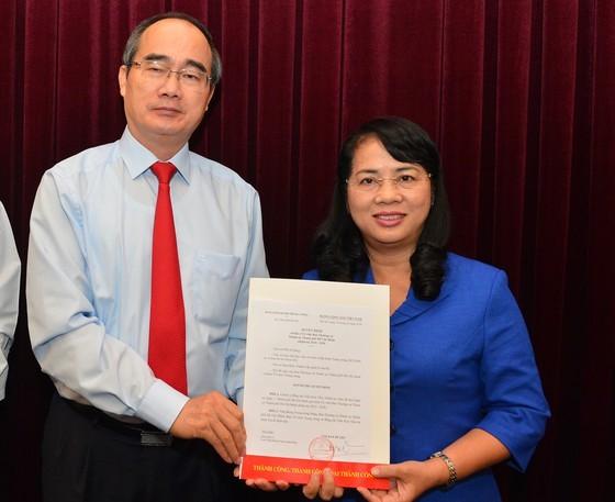 Ban Bí thư chuẩn y 3 ủy viên Ban thường vụ Thành ủy TPHCM ảnh 3