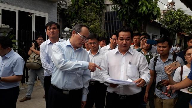 Phó Chủ tịch HĐND quận Thủ Đức Lê Hữu Thành xin thôi chức ảnh 3
