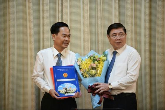 TPHCM bổ nhiệm lãnh đạo công ty Sagri và Tân Thuận - IPC ảnh 2