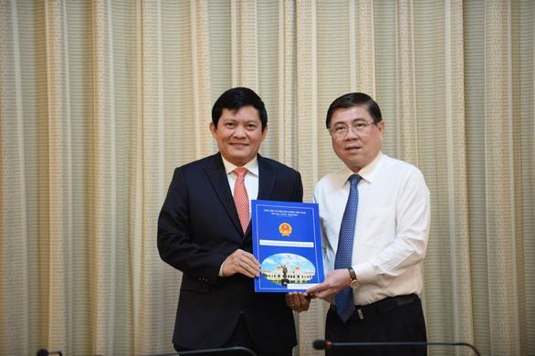 TPHCM bổ nhiệm lãnh đạo công ty Sagri và Tân Thuận - IPC ảnh 1