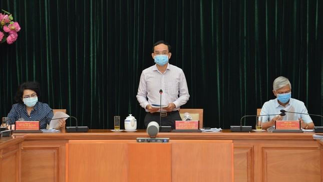 Phó Bí thư Thành ủy TPHCM nói về cựu Chánh Thanh tra xây dựng nhà trái phép ảnh 1