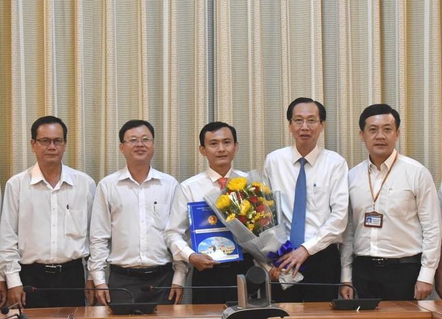 Sở Nông nghiệp và Phát triển Nông thôn TPHCM có lãnh đạo mới ảnh 1