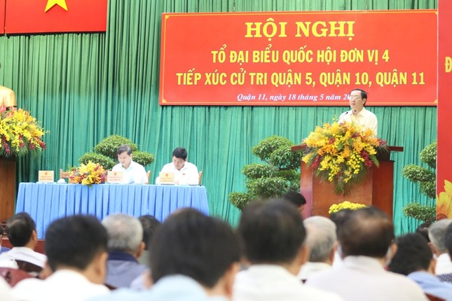 Viện trưởng Viện KSND Tối cao: 'Có căn cứ, đúng pháp luật kháng nghị vụ Hồ Duy Hải' ảnh 2