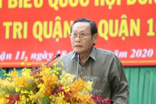 Viện trưởng Viện KSND Tối cao: 'Có căn cứ, đúng pháp luật kháng nghị vụ Hồ Duy Hải' ảnh 1