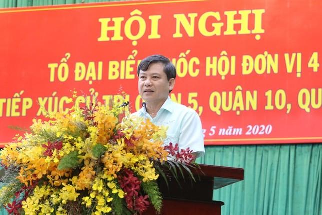 Viện trưởng Viện KSND Tối cao: 'Có căn cứ, đúng pháp luật kháng nghị vụ Hồ Duy Hải' ảnh 3