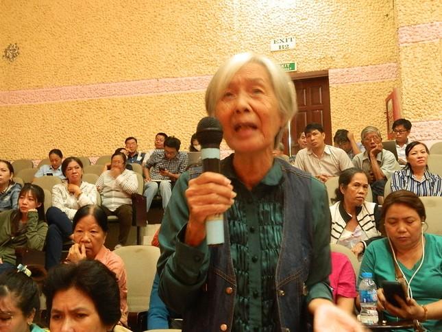 Đại biểu Quốc hội TPHCM: 'Lắng nghe từng tiếng thở của người dân Thủ Thiêm' ảnh 3