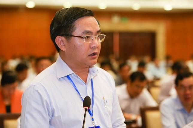 Đình chỉ tư cách đại biểu HĐND TPHCM của ông Trần Vĩnh Tuyến, Trần Trọng Tuấn ảnh 2