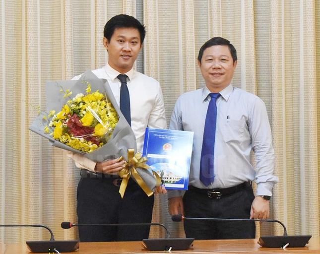 Bổ nhiệm Trưởng ban Quản lý các Khu chế xuất và Công nghiệp TPHCM ảnh 1