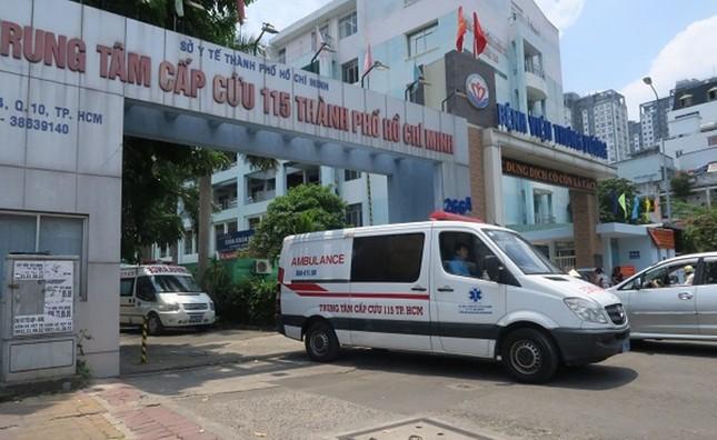 TP.HCM nâng cấp tổng đài khẩn cấp liên thông xác định vị trí cuộc gọi ảnh 1