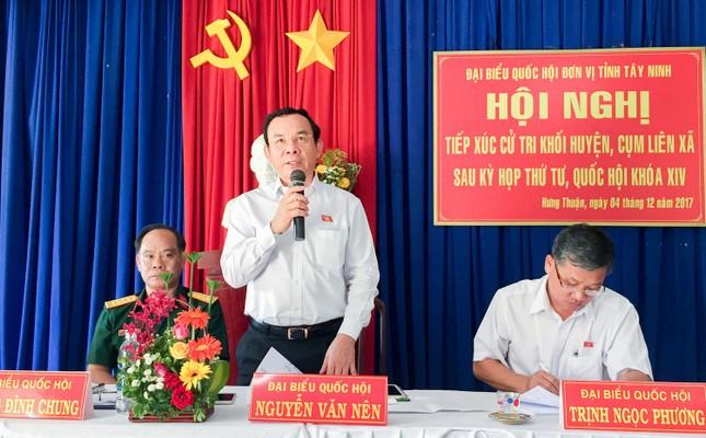 Bộ Chính trị giới thiệu ông Nguyễn Văn Nên để bầu làm Bí thư Thành ủy TPHCM ảnh 2