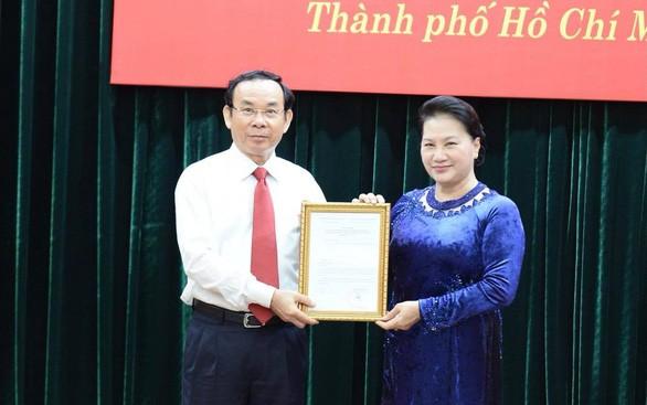 Bộ Chính trị giới thiệu ông Nguyễn Văn Nên để bầu làm Bí thư Thành ủy TPHCM ảnh 1