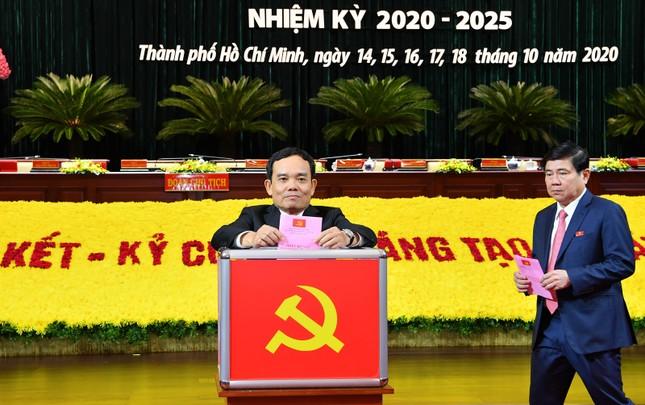 Đại hội Đảng bộ TPHCM đã bầu 61 Thành ủy viên khóa XI ảnh 2
