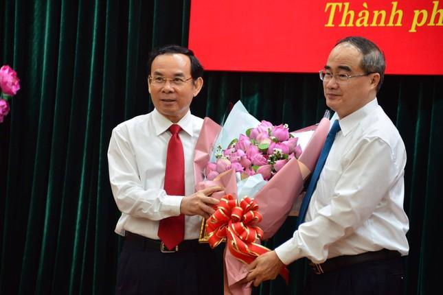 Ông Nguyễn Thiện Nhân tiếp tục chỉ đạo Đảng bộ TPHCM khóa XI ảnh 2