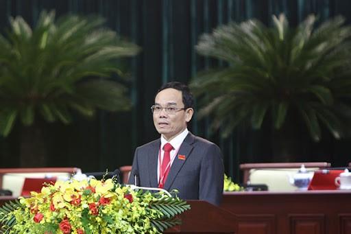 Ông Nguyễn Thiện Nhân tiếp tục chỉ đạo Đảng bộ TPHCM khóa XI ảnh 1