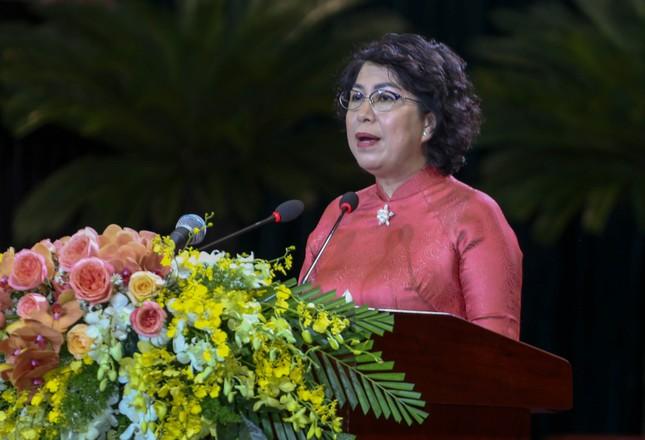 Bí thư Thành ủy Nguyễn Văn Nên: 'Muốn dân tin, lãnh đạo phải gương mẫu' ảnh 1