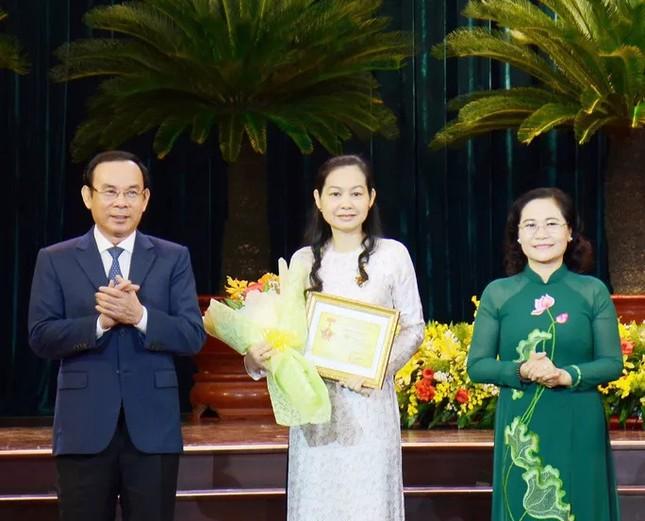Bí thư Thành ủy Nguyễn Văn Nên: 'Muốn dân tin, lãnh đạo phải gương mẫu' ảnh 2