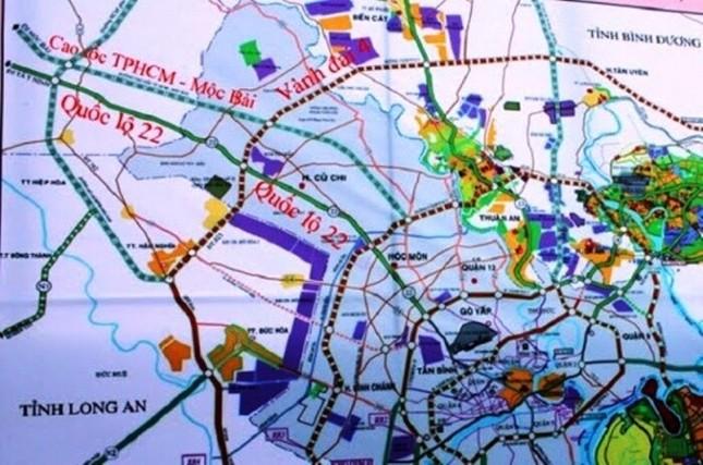Cao tốc TPHCM – Mộc Bài 'đội vốn' gần 3.000 tỷ đồng dù còn... trên giấy ảnh 2