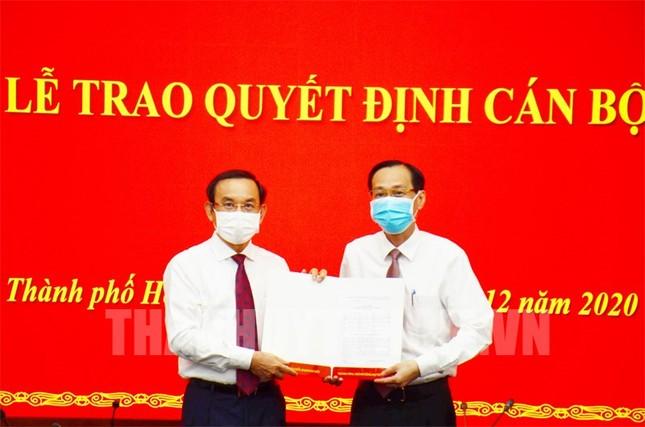 Phó Chủ tịch UBND TPHCM Lê Thanh Liêm làm Trưởng ban Nội chính Thành ủy ảnh 1