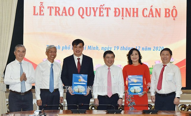 Triển khai quyết định của Thủ tướng về nhân sự lãnh đạo chủ chốt TPHCM ảnh 3