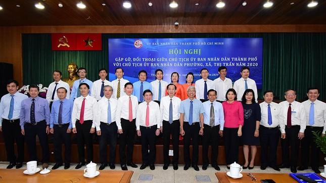 Chủ tịch Nguyễn Thành Phong 'nắm' an ninh, nội chính TPHCM ảnh 1