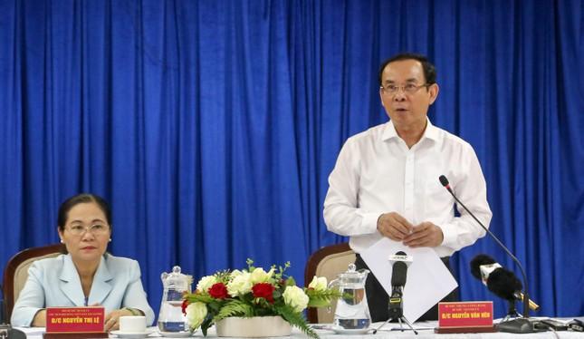 TPHCM chi thêm 7.500 tỷ đồng giải quyết vụ Thủ Thiêm ảnh 1
