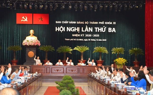 Bí thư TPHCM Nguyễn Văn Nên: 'Quy định rõ trách nhiệm người đứng đầu' ảnh 2