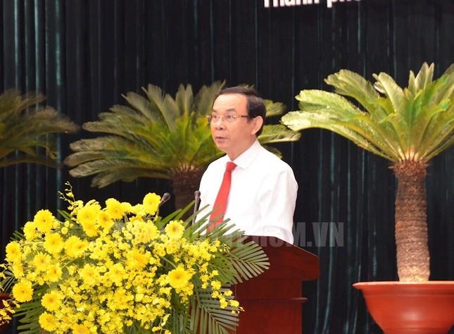 Bí thư TPHCM Nguyễn Văn Nên: 'Quy định rõ trách nhiệm người đứng đầu' ảnh 1