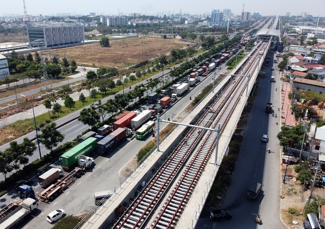 TP Thủ Đức phát triển theo mô hình giao thông công cộng, không để ngập lụt ảnh 2