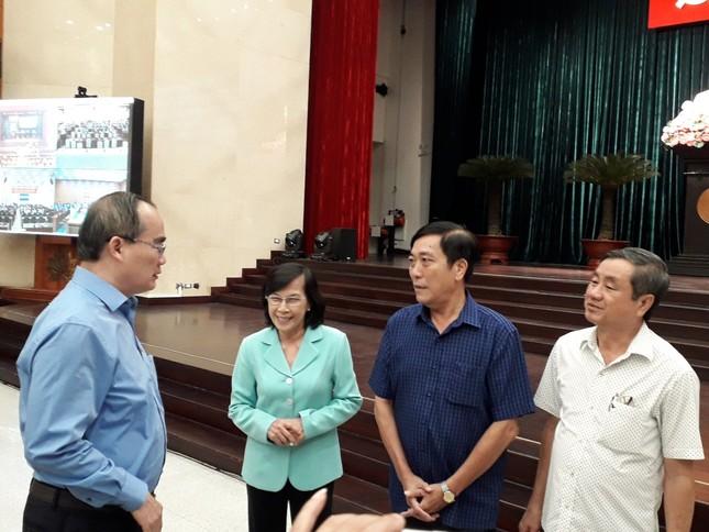 Ông Nguyễn Thiện Nhân: TPHCM còn mắc nợ Trung ương ảnh 5