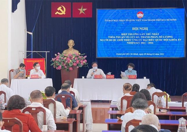 TPHCM có 12 người tự ứng cử đại biểu Quốc hội, HĐND TP nhiệm kỳ 2021 -2026 ảnh 1