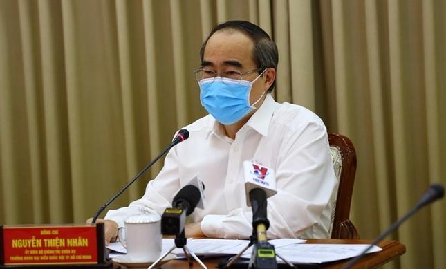 Ông Nguyễn Thiện Nhân: 'TPHCM cần 4 tuần kiểm soát COVID-19' ảnh 1