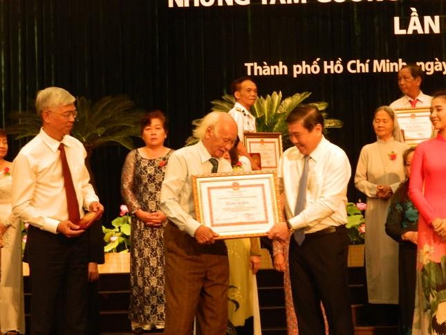 Cụ ông lập di chúc tặng nhà ở trung tâm TPHCM cho người nghèo ảnh 1