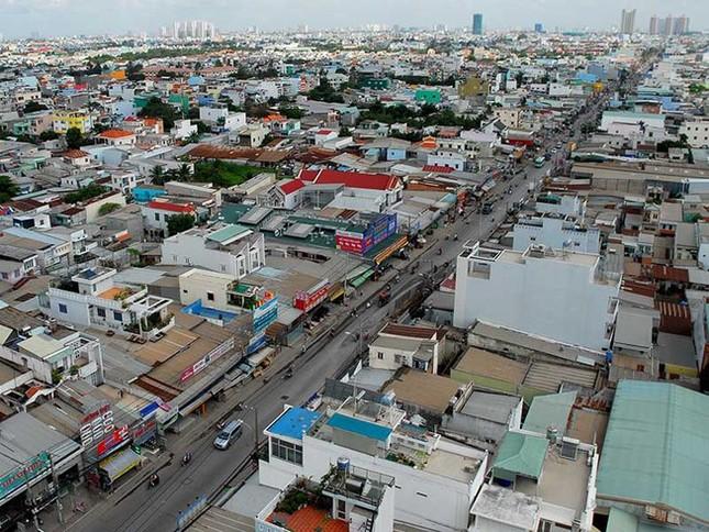Khi nào ba huyện Hóc Môn, Bình Chánh, Nhà Bè lên quận? ảnh 2