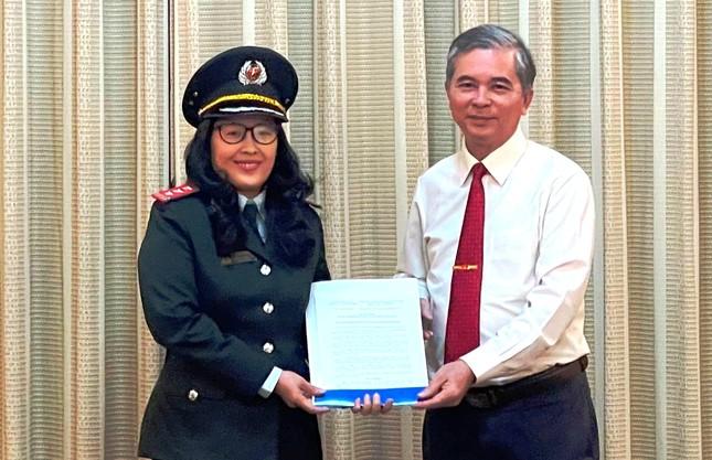 Bà Nguyễn Thị Thanh Thuỷ giữ chức Phó Chánh Thanh tra TPHCM ảnh 1
