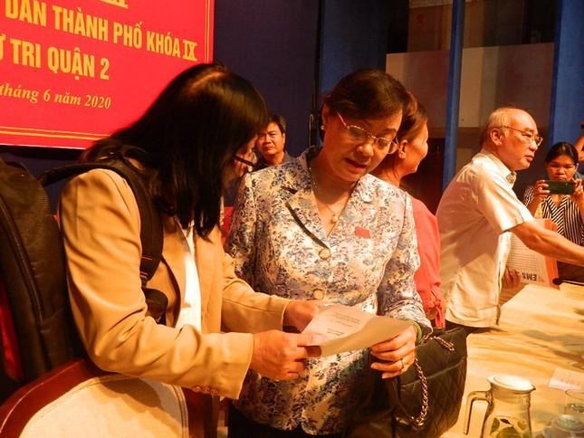 Bà Nguyễn Thị Quyết Tâm không tái ứng cử Đại biểu Quốc hội khóa XV ảnh 2