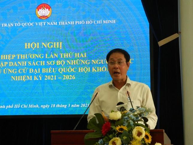 Bà Nguyễn Thị Quyết Tâm không tái ứng cử Đại biểu Quốc hội khóa XV ảnh 1