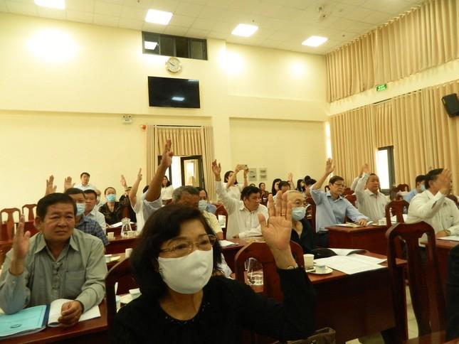 Bà Nguyễn Thị Quyết Tâm không tái ứng cử Đại biểu Quốc hội khóa XV ảnh 3