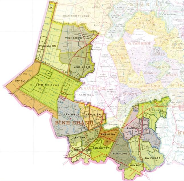 Huyện Bình Chánh có thể lên quận hoặc trở thành thị xã, thành phố ảnh 3