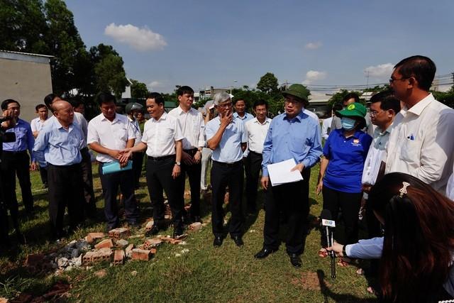 Bí thư Nguyễn Văn Nên nói về tình trạng quy hoạch 'treo' ở TPHCM ảnh 2