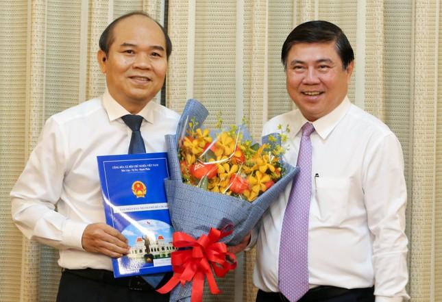 TPHCM điều động, bổ nhiệm hai lãnh đạo chủ chốt ảnh 1