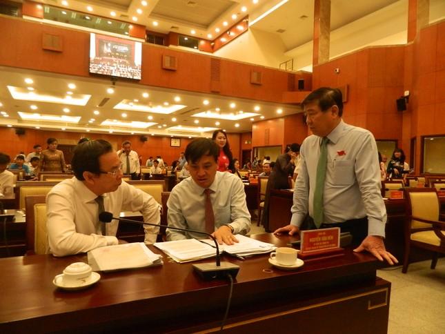 HĐND TPHCM họp bất thường, xem xét công tác nhân sự ảnh 2