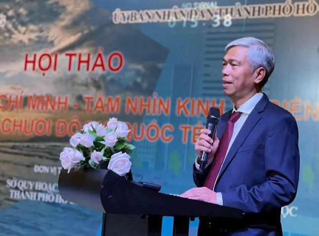 Mở rộng địa giới TPHCM, thúc đẩy phát triển về Cần Giờ ảnh 1