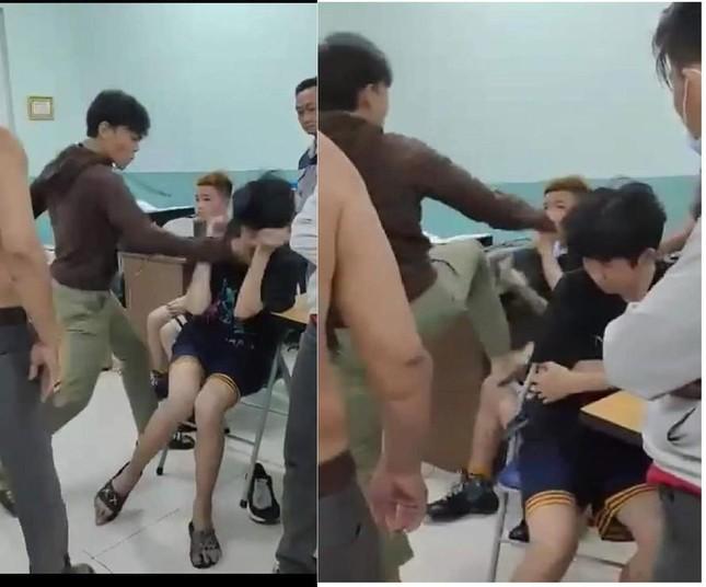 Lãnh đạo TPHCM nói gì về vụ bảo vệ dân phố đánh dã man 2 thiếu niên tại trường? ảnh 1