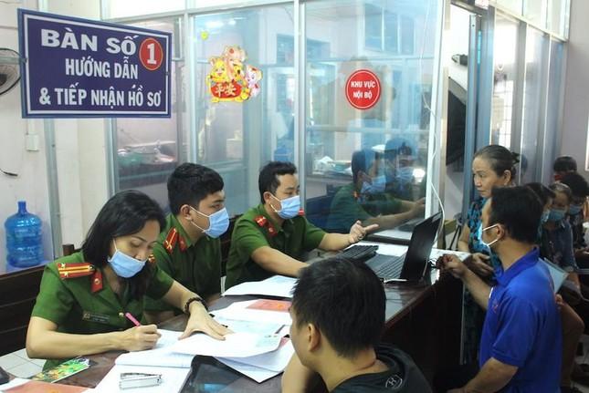 Công an TPHCM thông tin chi tiết về cấp căn cước công dân ảnh 1