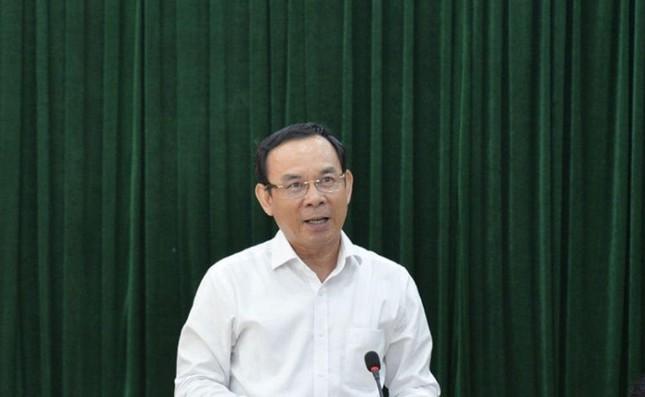 Bí thư Nguyễn Văn Nên: 'Bảo vệ cán bộ dám nghĩ, dám làm' ảnh 3