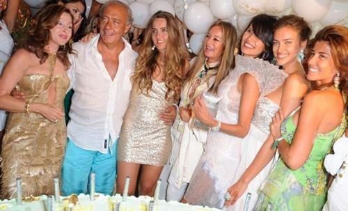 Những bữa tiệc triệu đô của các mỹ nhân và tỷ phú ảnh 7