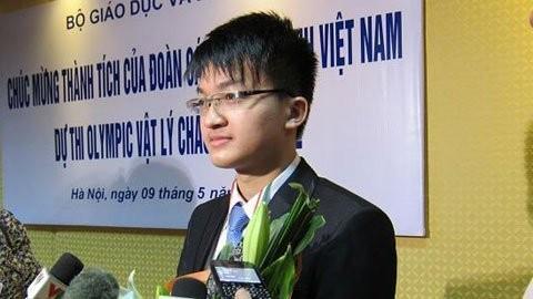 """Những tay săn học bổng """"khủng"""" trẻ tuổi người Việt ảnh 2"""